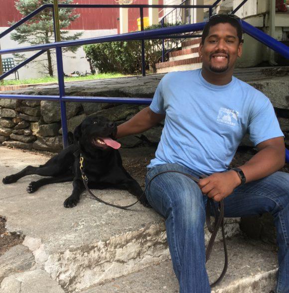 Nat Miguel: Northwind's new dog trainer